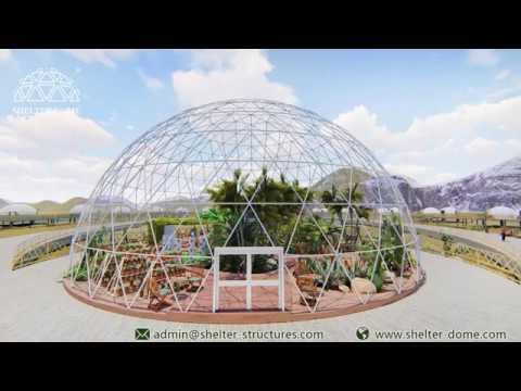 39+Dome Greenhouse