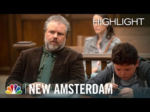 Frome Gets Leo to Open Up - New Amsterdam (Episode Highlight)