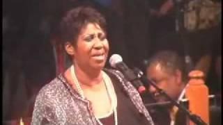 ARETHA FRANKLIN SINGS-PT IV ALBERTINA WALKER'S FUNERAL