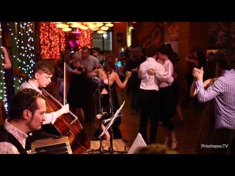 "Trinidad Arfó, ""First Moscow Tango Festival 2014"" 06-10.03.2014, Prischepov TV - Tango Channel"