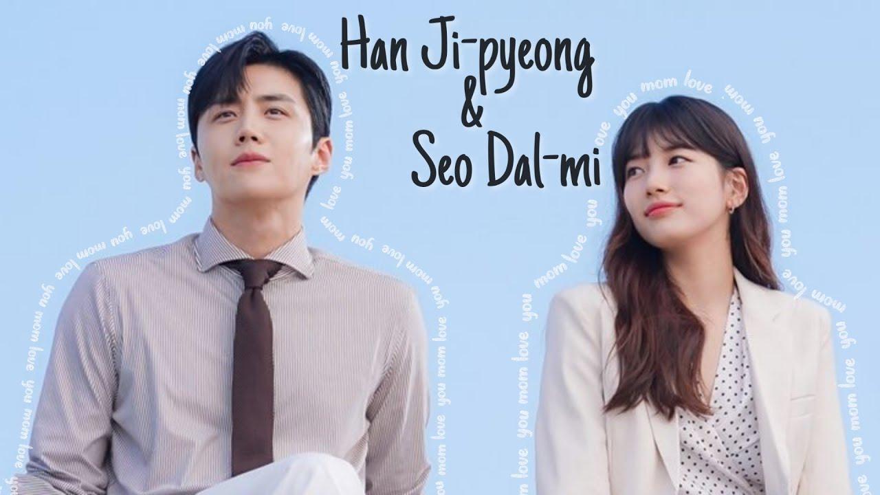 Ji-pyeong & Dal-mi ➳ Happier