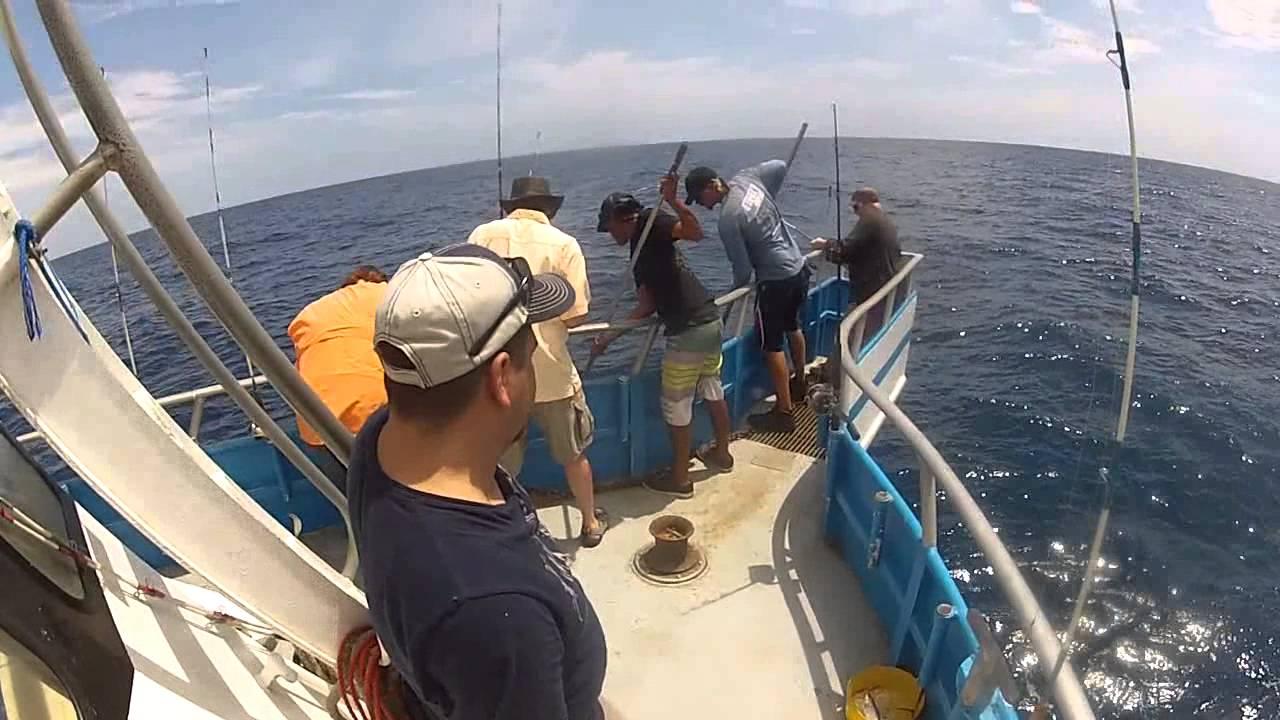 Deep sea fisting padre island tx