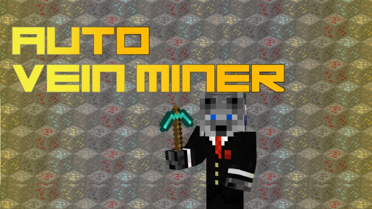 how to use vein miner