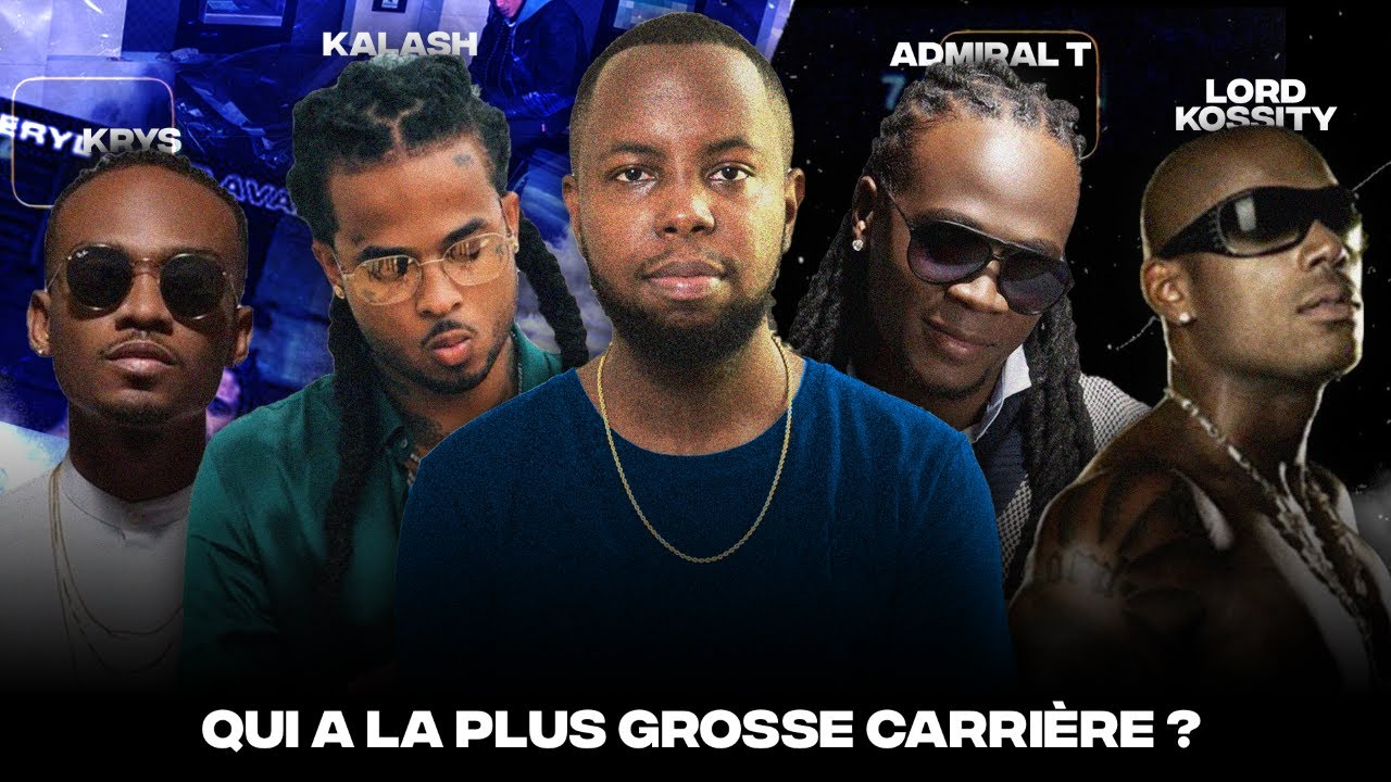 Quels artistes Antillais ont les Plus grosses Carrières ? #PawolInitil