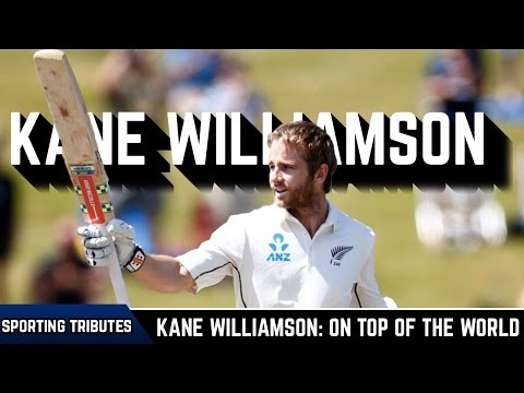 Kane Williamson: On Top Of The World
