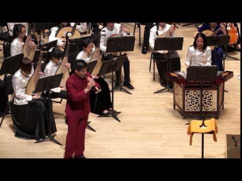 花木蘭 Hua Mulan 嗩吶協奏曲 Suona Concerto (Premiere in Canada)