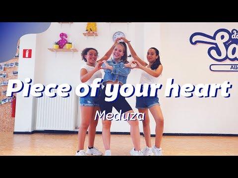 PIECE OF YOUR HEART - MEDUZA ft Goodboys  Easy Dance   Choreography