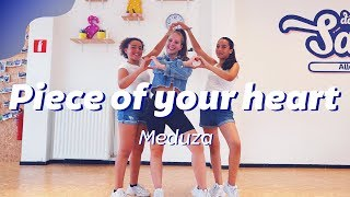 Baixar PIECE OF YOUR HEART - MEDUZA ft. Goodboys | Easy Dance Video | Choreography