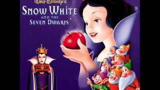 Disney Snow White Soundtrack - 17 - Someday My Prince Will Come