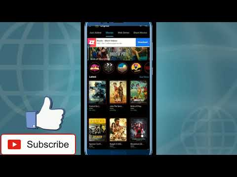 Best App To Watch Bollywood/ Hollywood/ South Movie Online In Hindi Dubbed, Latest Trick 2020