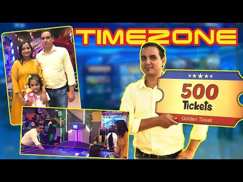 Mummy, Pappa, Dada, Dadi & Kid Fun Time Masti At TIMEZONE Mumbai - #vlog #NextGenTimezone