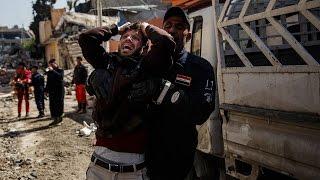 Thế Giới Nhìn Từ Vatican 30/03-05/04/2017: Cuộc thương khó của dân thành Mosul