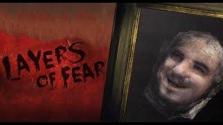 Нарезка стрима от 17.02.2016 Layers of Fear