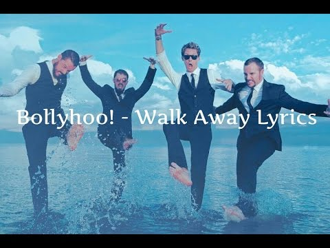 Ballyhoo! - Walk Away Lyrics (7/80 Warped Tour Countdown)