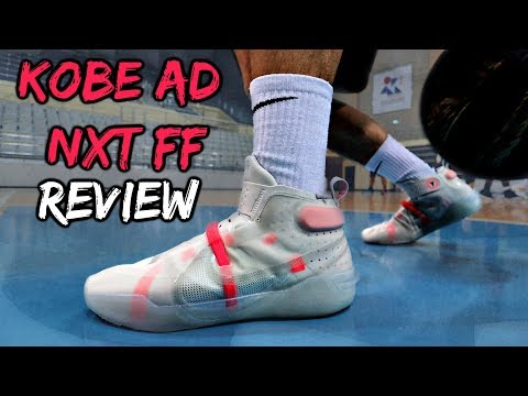 Nike Kobe AD NXT FastFit Performance Review!
