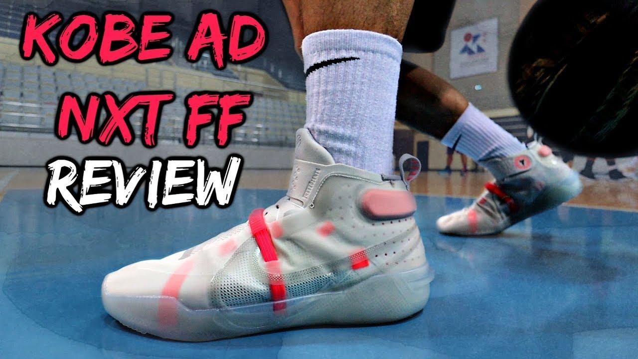 Pro Player Reviews Nike Kobe AD NXT