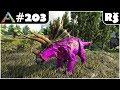 ARK: Survival Evolved #203 - Novinky v279: Triceratops (Ochočení - Triceratops L64)
