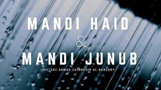 Mandi Junub dan Mandi Haid - Ustadz...