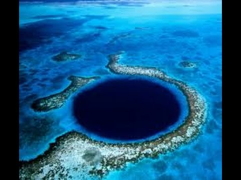 The Mysterious Great Blue Hole Revealed