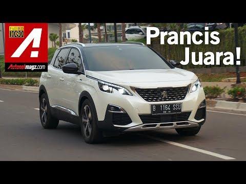 Peugeot 3008 Review & Test Drive by AutonetMagz