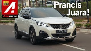 Peugeot 3008 Review & Test Drive by AutonetMagz