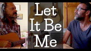 Cover of 'Let It Be Me'