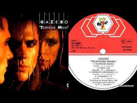 Gazebo – Telephone Mama (Vinyl, LP, Album)  1984.