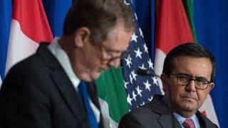Переговоры о НАФТА не успеют завершить к концу года из-за противоречий (новости)