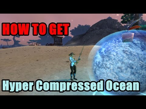 How To Get Hyper Compressed Ocean - Toy WoW