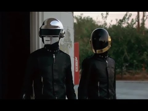 Daft Punk - Doin' it right (Random Access Memory) -Human after All electroma