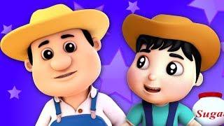 Джонні Джонні так тато | російська мультфільми для дітей | Johny Johny Yes Papa | Farmees Russia