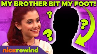 Every Weird Thing Cat Has Said About Her Brother Ever!  | Victorious