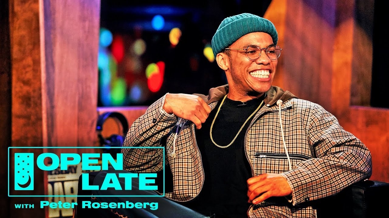 Anderson .Paak Drops Album Date, Plus Ric Flair, Joey Purp & Torae | Open Late with Peter Rosenberg