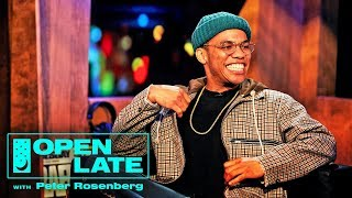 Anderson .Paak on Oxnard, Mac Miller + Ric Flair goes Rolex Shopping Open Late w Peter Rosenberg