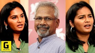 Mani Ratnam sir enakku vera level: Lakshmi Priyaa Chandramouli | Gautham Menon | Exclusive Interview