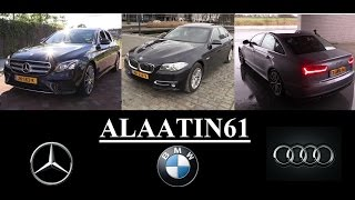 mercedes benz e class vs bmw 5 series vs audi a6 review
