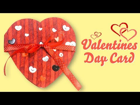 Valentines Day Card Ideas | DIY Valentine Cards | Pop Up Greeting Card Making Ideas | Do Craft