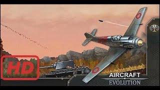 Aircraft Evolution / Android Gameplay HD  #KOT