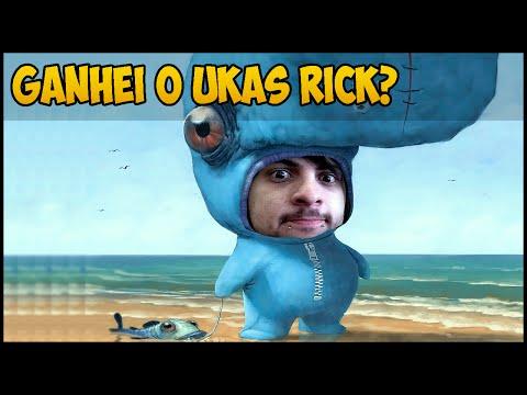 Abrindo PRESENTES #15 - Ganhei o Ukas Rick?