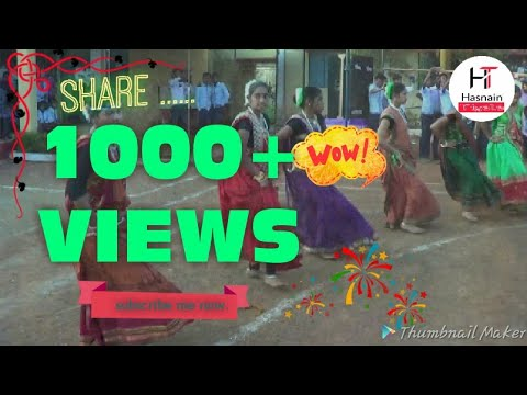 Karma dance   karma ku hu ki gabo   New Record on the district    26 January In Latabod high school thumbnail