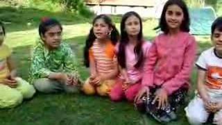 Çocuk korosu, Buniyel Islam... (بني الاسلام على خمسة اركان)