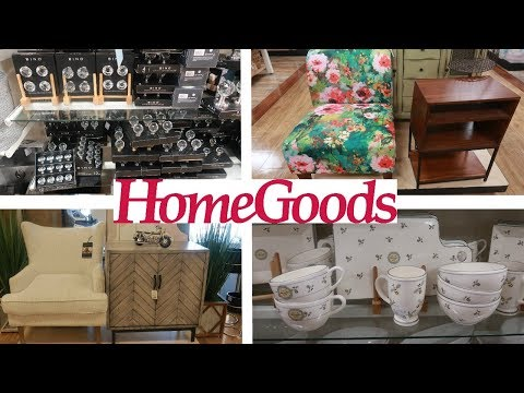 HOMEGOODS SHOPPING!!! COME WITH ME / JULY 2019