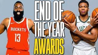 BSOLZ's 2018-19 NBA Season Award Show