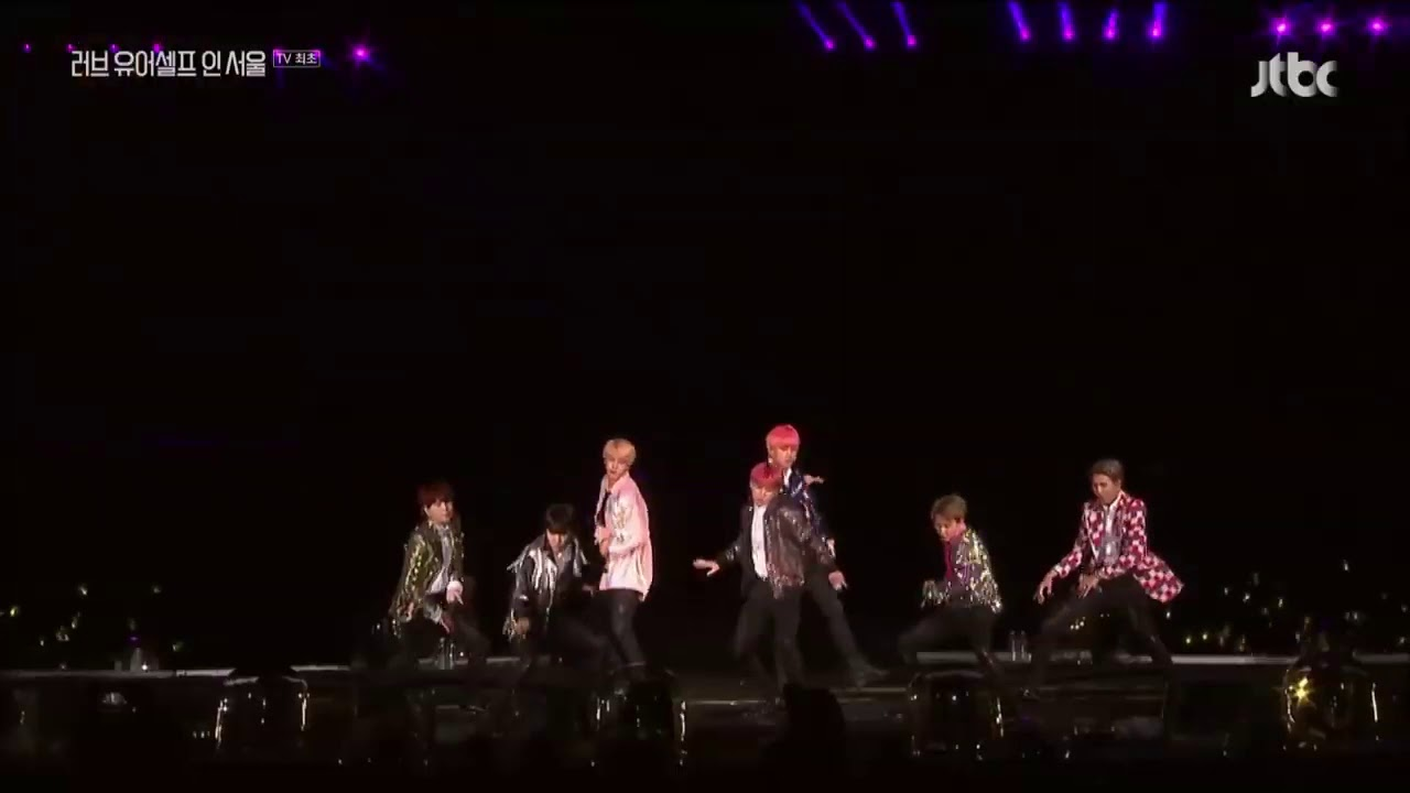 """""""DNA"""" 방.방.콘 BANG BANG CON BTS ONLINE CONCERT DAY 2 @LOVE YOURSELF IN SEOUL  11"""