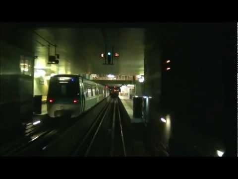Ligne 7 du métro de Paris : Maison Blanche - Villejuif-Louis Aragon (Sixième partie) [HD]