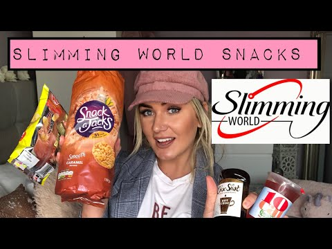 SLIMMING WORLD SYN FREE AND LOW SYN SNACKS