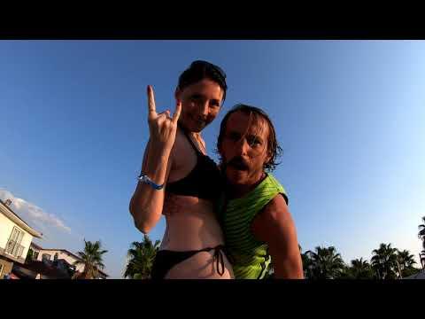 Flyboard Show Soho Beach Club in Belek 2019 4K