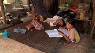 Rick Campanelli's before-and-after story in Cambodia