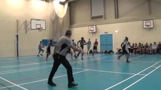 James Lloyd from Canterbury Academy Basketball