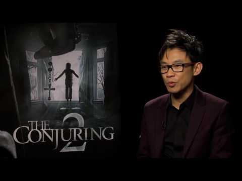 James Wan The Conjuring 2 Interview